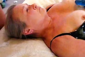 daddy cum on face of my doxy mom. stolen video