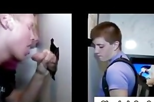 younger dumbass homo bj