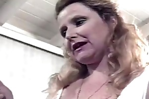 pregnant milf acquire hard screwed by a young
