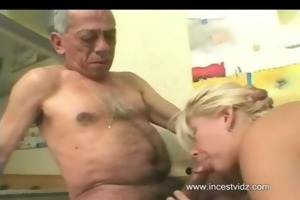 brazilian grandad and his ally with floozy