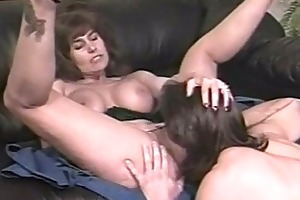 a horny older angel bangs her young lover