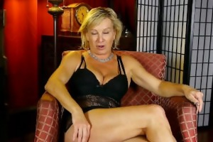 big tit golden-haired mommy nicole interviews