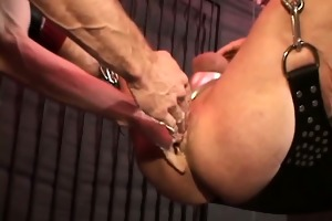 daddy fisted by a pig