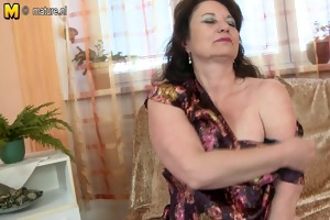 amateur old mother fucked by young chap
