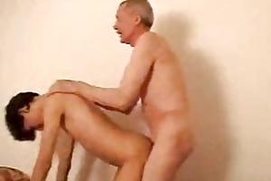 older homo daddy shaggs juvenile boi doggy style