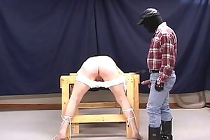 horny pig dad torturing horny g
